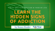 How to Recognize the Signs of Addiction