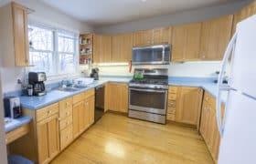arts district home kitchen