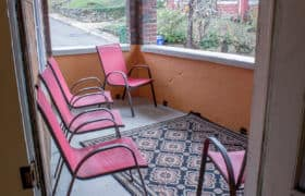 grail house balcony