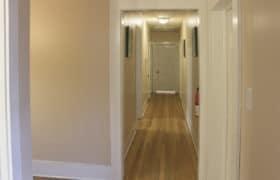 grail house hallway