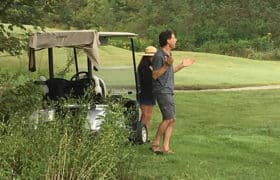 golfers for benefit