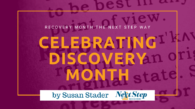 Discovery Month Celebration at Next Step Recovery - Reflecting on the Road To Sobriety: What Is? How it Works?