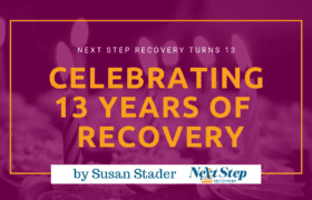 Celebrate 13 Years of Recovery Support - Guiding Individuals Into a Sober Lifestyle