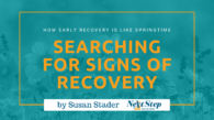 Searching for Signs of Recovery - How Early Recovery is Like Springtime Post Header