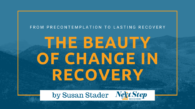 The Beauty of Change - From Precontemplation to Sustainable Recovery